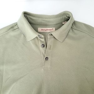 Tommy Bahama Modal/Polyester Polo Shirt